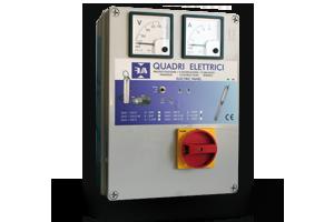 QAD 240E VA- Quadro Avviatore Diretto per piccole Elettropompe Monofase 230V Elettronico
