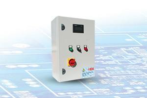 QAI-400  - Quadro Avviatore ad Inverter per Elettropompe Trifase A 400 da 2HP A 100HP