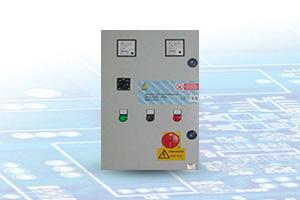 QAST-400 - Quadro avviatore STELLA- TRIANGOLO per Elettropompe Trifase A400V Da 10HP A 200HP