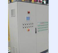 Quadro elettrico impianto di depurazione